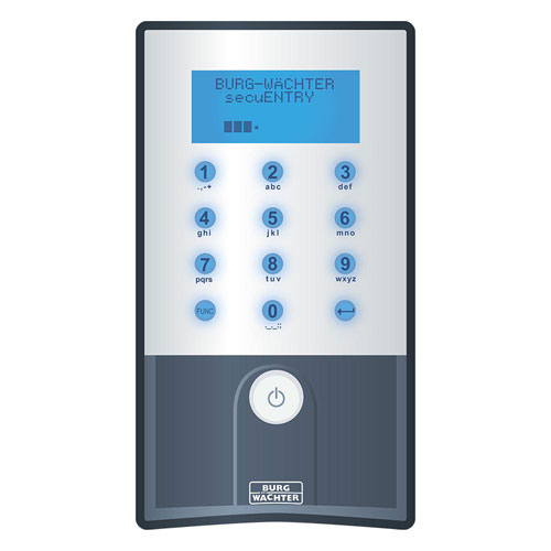 secuENTRY pro 5711 PIN