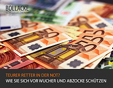 Teurer Retter in der Not?